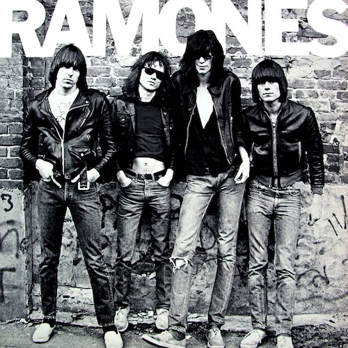 Ramones Self-titled album