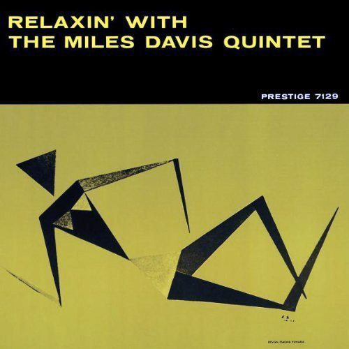 Relaxin' With The Miles David Quintet The Miles Davis Quintet cover