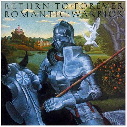 Romantic Warrior Return to Forever cover
