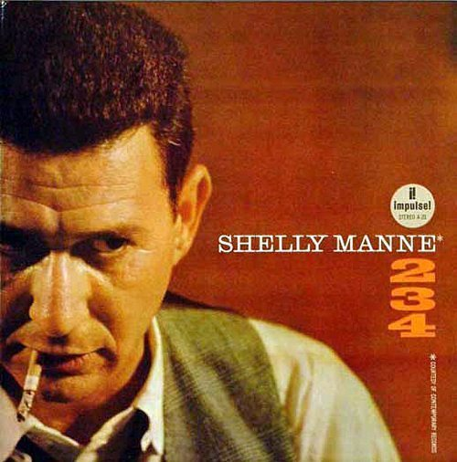 2-3-4 Shelly Manne cover