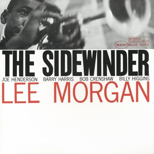The Sidewinder Lee Morgan cover