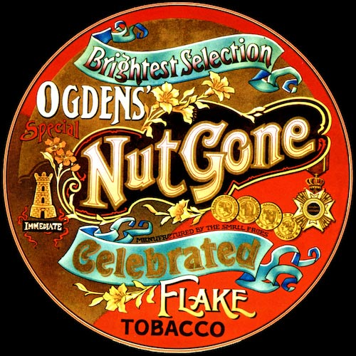 The Small Faces: Ogden's Nut Gone Flake cover