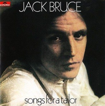 reDiscover Jack Bruce's 'Songs For A Tailor'