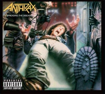 Anthrax Return To Spread The Disease