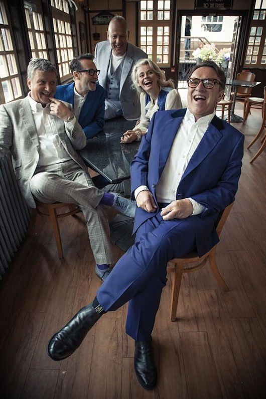 Squeeze Celebrate At The Albert Hall