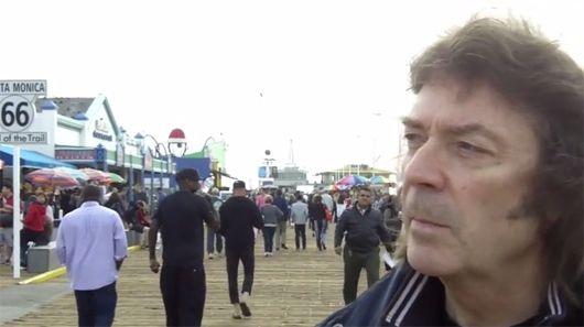 Steve Hackett, Santa Monica Pier