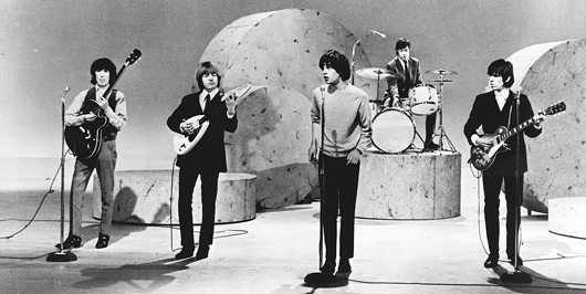 The Rolling Stones Ed Sullivan Show debut, 25 October 1964
