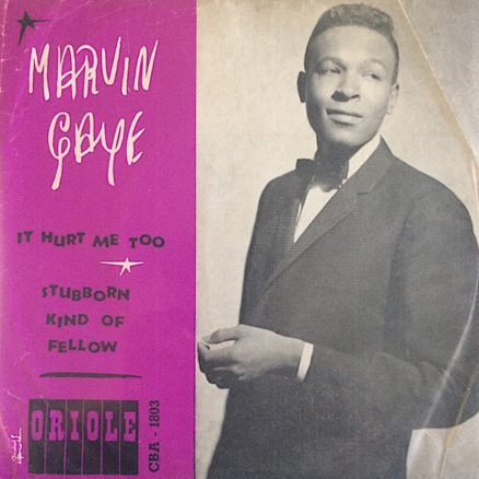 Stubborn Kind Of Fellow Marvin Gaye