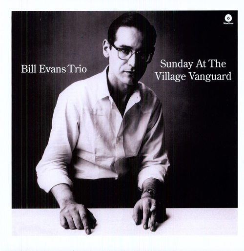 Sunday At The Village Vanguard Bill Evans Trio cover