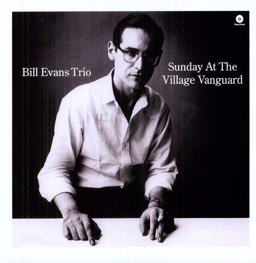 Sunday At The Village Vanguard Bill Evans Trio cover