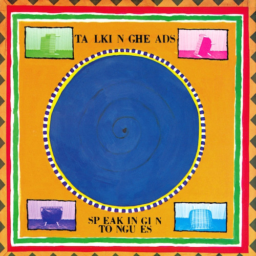 Talking Heads Speaking in Tongues