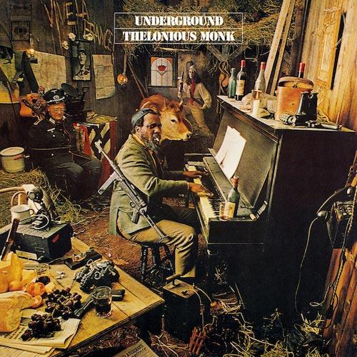 Thelonious Monk Underground