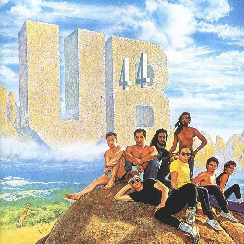 UB40 UB44 Album Cover web optimised 820