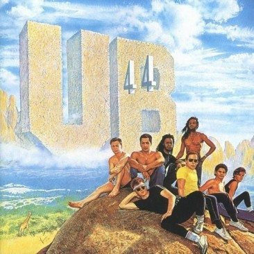 Signing On With UB40