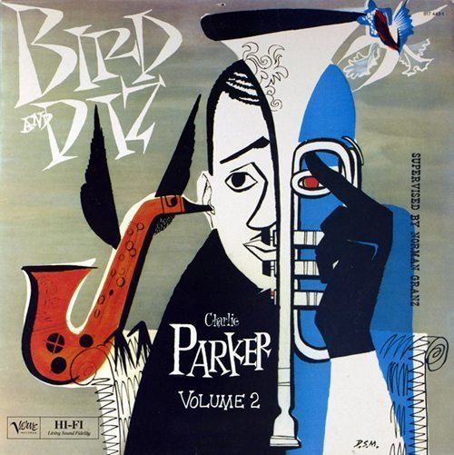 Bird and Diz - Charlie Parker and Dizzy Gillespie