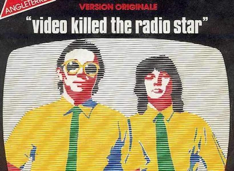 Video Killed The Radio Star Buggles Define The New Pop Age