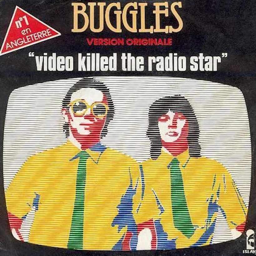 Video Killed The Radio Star Buggles