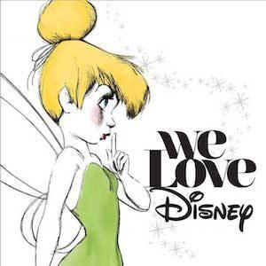 We Love Disney album