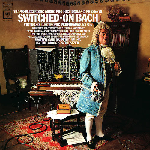 Wendy Carlos Switched-On Bach