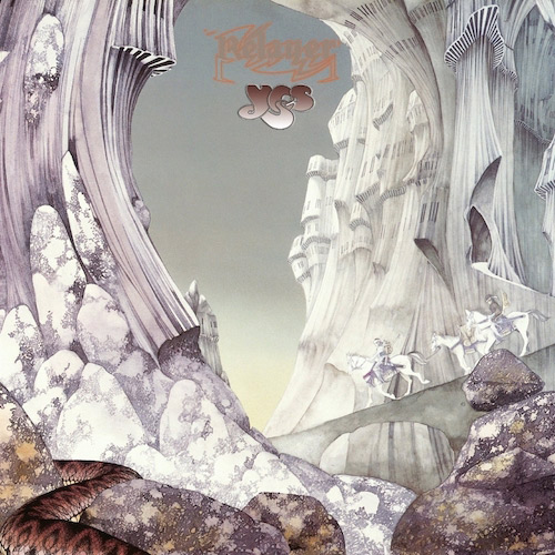 Yes Relayer album