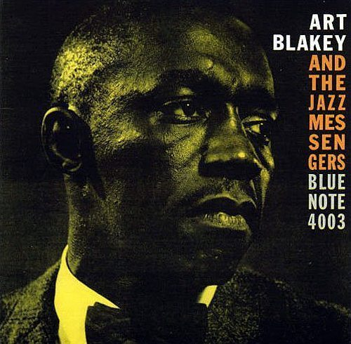 Moanin' - Art Blakey and the Jazz Messengers  cover