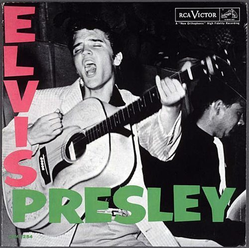 elvis_presley debut album