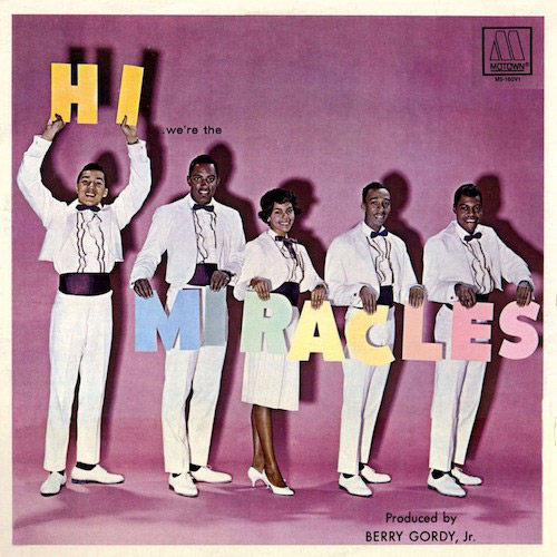 The Miracles: Hi, We're The Miracles
