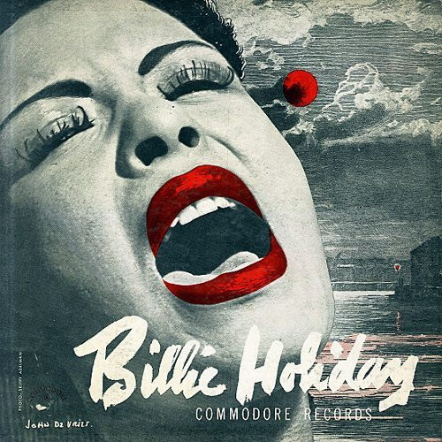 The Complete Commodore Recordings - Billy Holiday cover