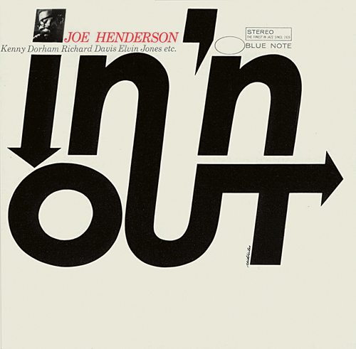 In 'n Out - Joe Henderson cover