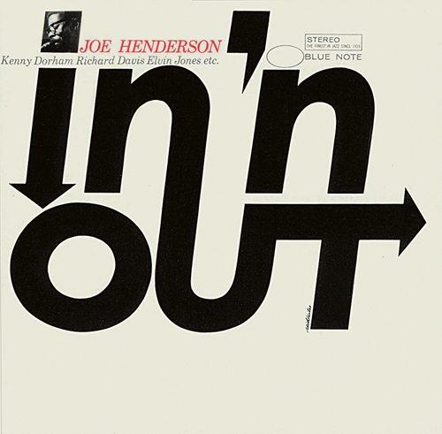 In 'n Out - Joe Henderson cover