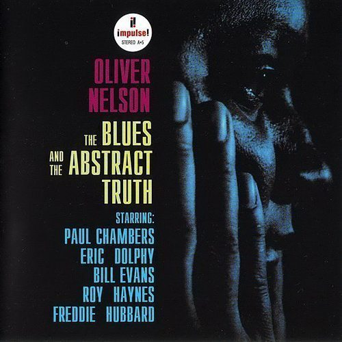 The Blues And The Abstract Truth - Oliver Nelson cover