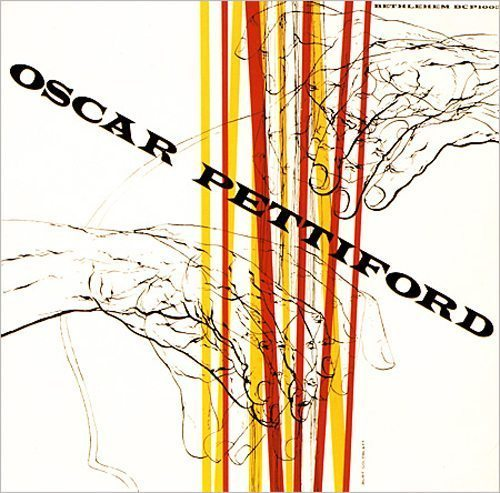 Oscar Pettiford self titled album cover