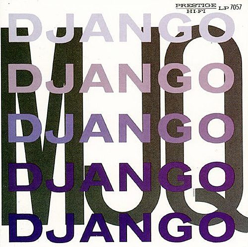 Django Modern Jazz Quartet cover