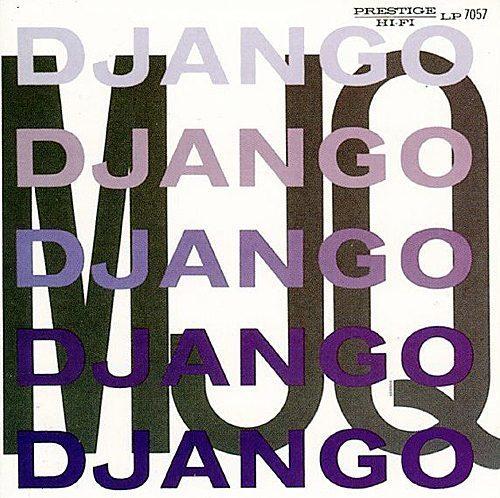Django Modern Jazz Quartet cover