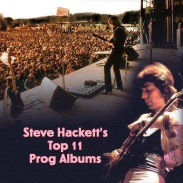 uDiscover Exclusive: Steve Hackett's Top 11 Prog