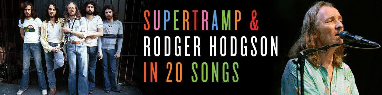Supertramp in 20 Songs