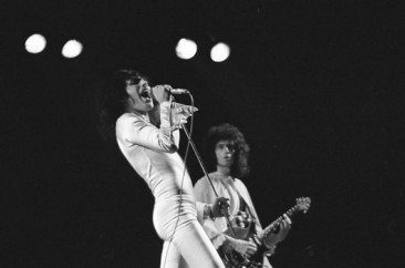 A Night At The Odeon: A Legendary Queen Gig In Pictures