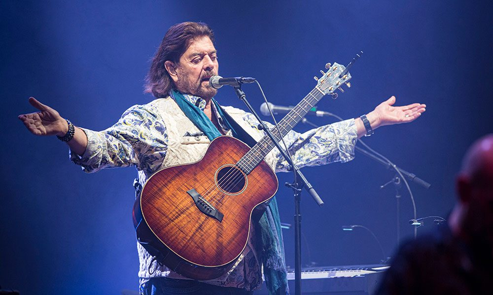 Alan Parsons photo by Daniel Knighton/Getty Images