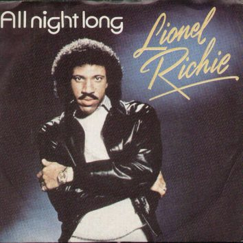 All Night Long Lionel Richie