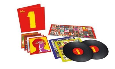 Beatles 1 Vinyl packshot