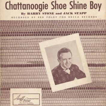 Chattanoogie Shoe Shine Boy