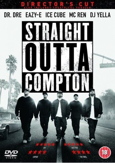 Straight Outta Compton And Into Your Front Room