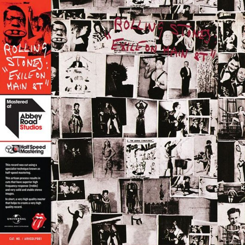 The Stones - Exile Remastered