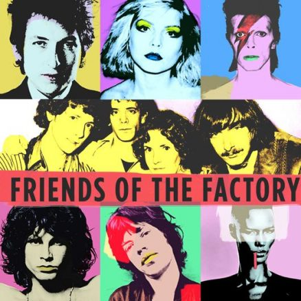 Friends Of The Factory Playlist art