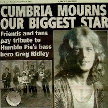 Greg Ridley story