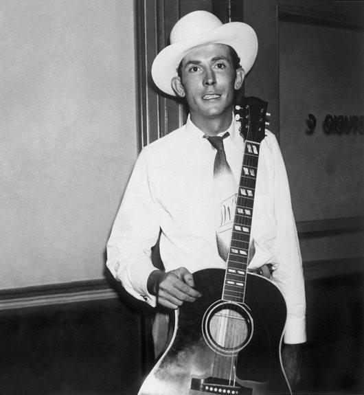 Hank Williams By The Bucketload