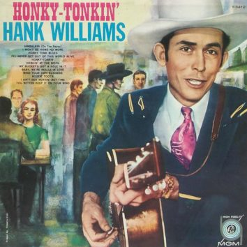 Honky Tonkin album Hank Williams