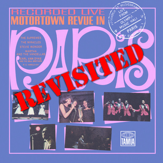 Motown Revue In Paris - Revisited