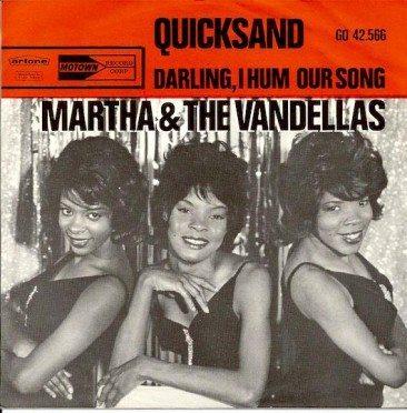 Vandellas Rise From Quicksand