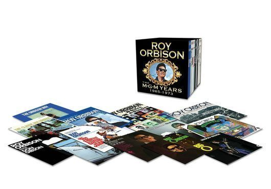 Roy Orbison 3D Packshot